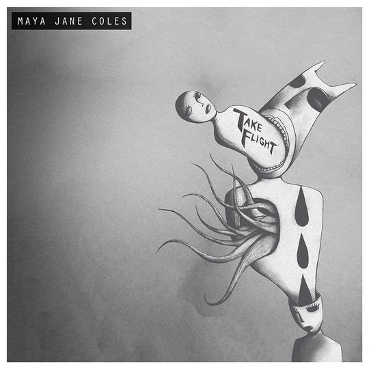 Maya Jane Coles Take Flight Art