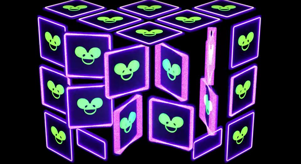 deadmau5 cube 2.1 flip