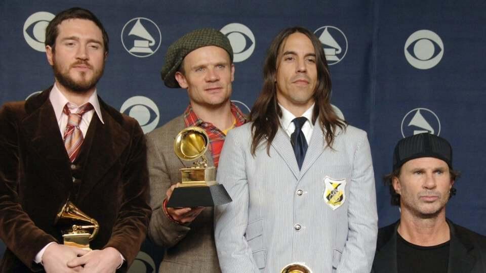 RHCP john frusciante new album