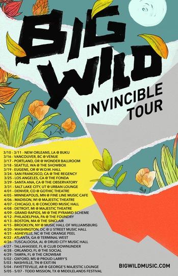 Big Wild Tour
