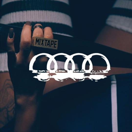 Joyryde Mixtape Cover Art