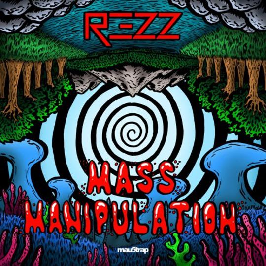 Rezz Mass Manipulation Artwork