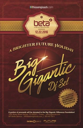 Big G Holiday Flyer