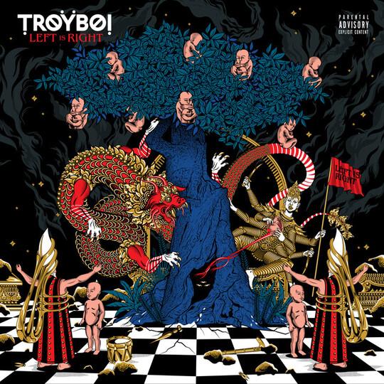 Troyboi left is right