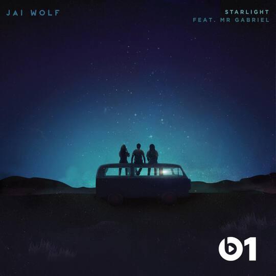 Jai Wolf - Starlight (Feat. Mr. Gabriel)