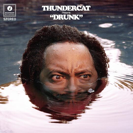 Thundercat Drunk artwork