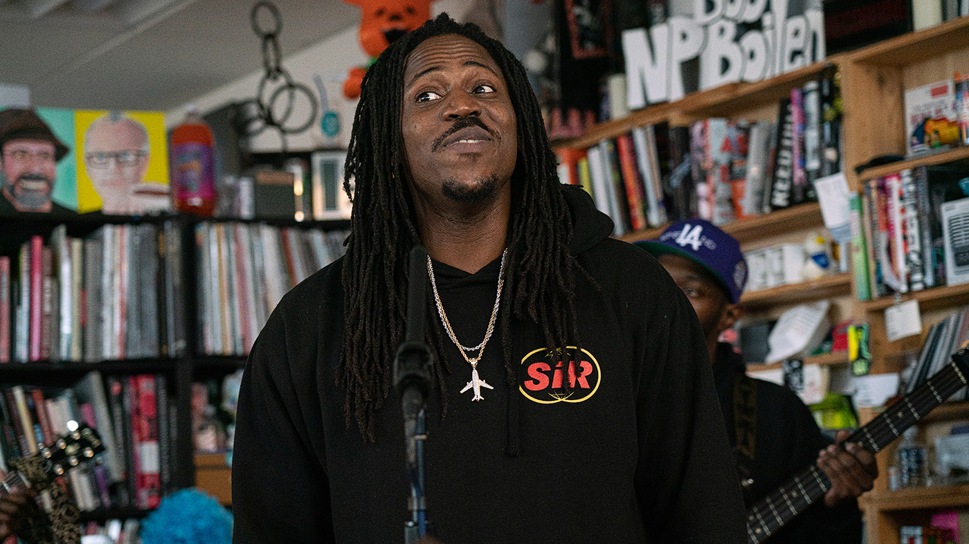 sir tiny desk concert