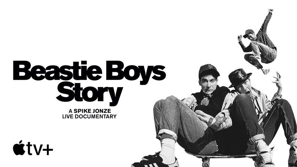beastie boys story spike jonze