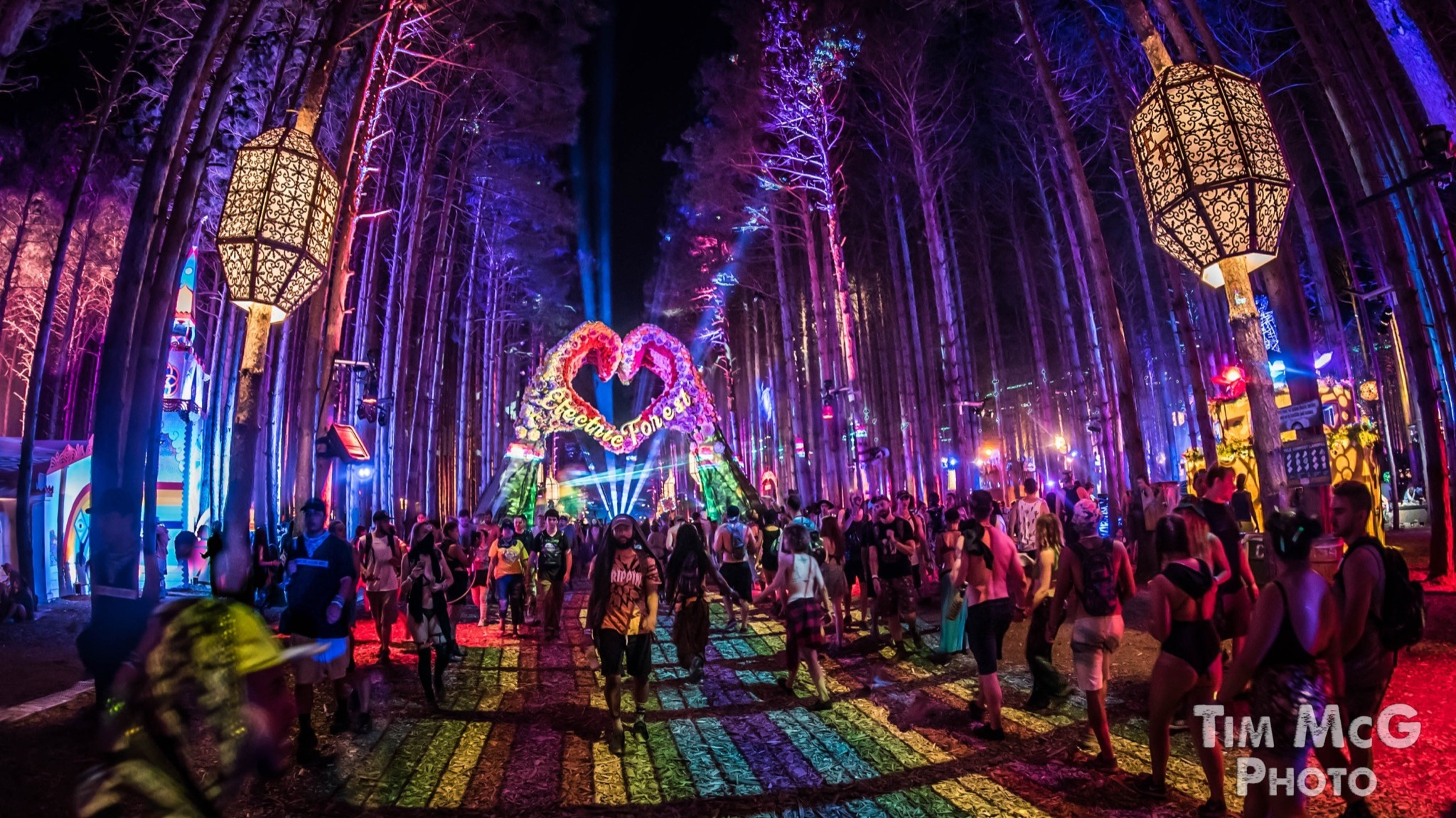 electric forest postponed 2021