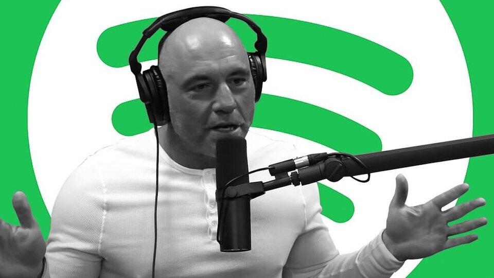Joe Rogan Spotify 2