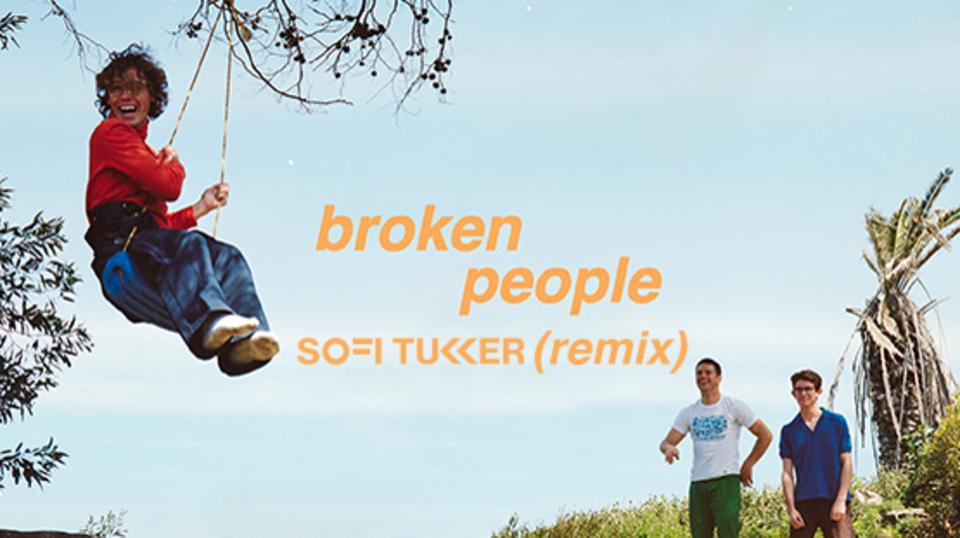 broken people sofi tukker