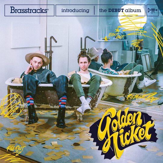 brasstracks golden ticket lp