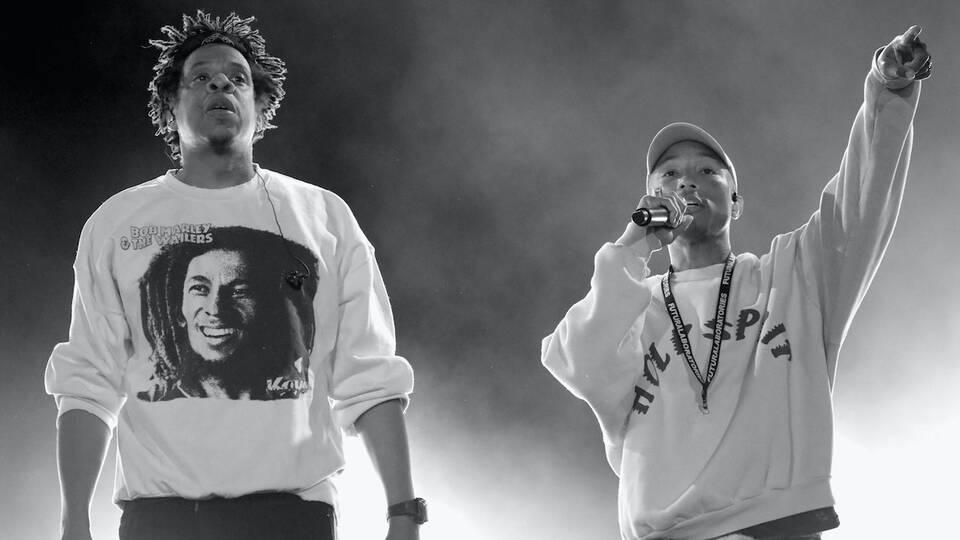 """Jay-Z Pharrell """"Entrepreneur"""""""
