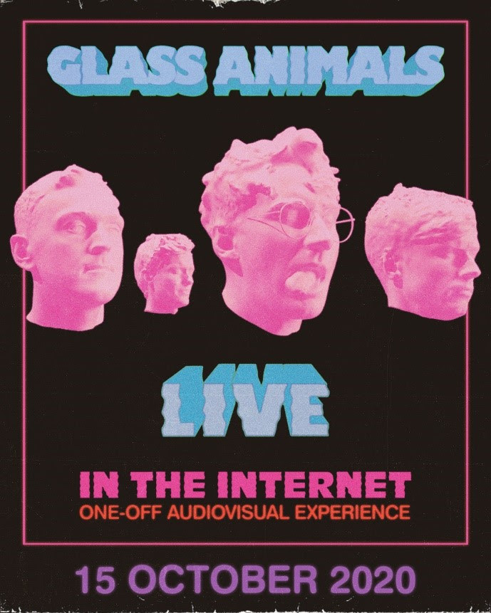 glass animals live in the internet