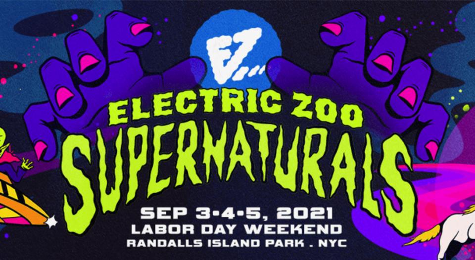 electric zoo 2021