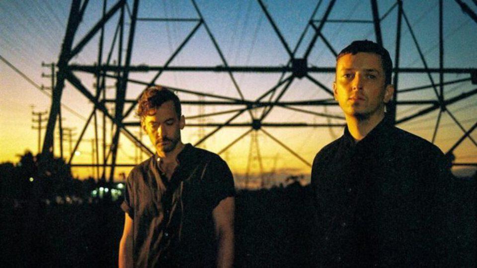 """Bonobo x TEED """"Heartbreak/ 600 ft."""""""