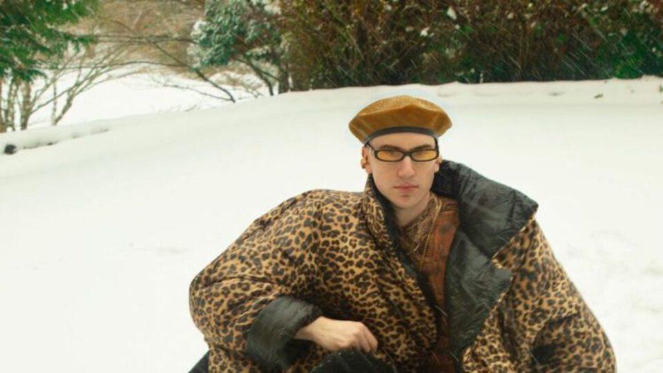 Jimmy Edgar 'cheetah band'