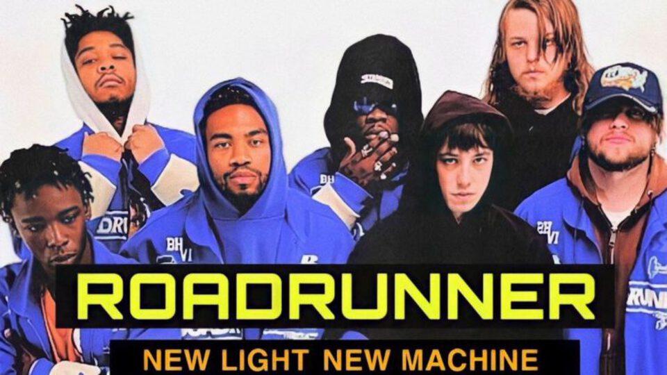 BROCKHAMPTON 'ROADRUNNER: NEW LIGHT NEW MACHINE'