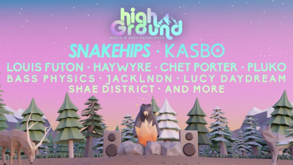 high ground festival