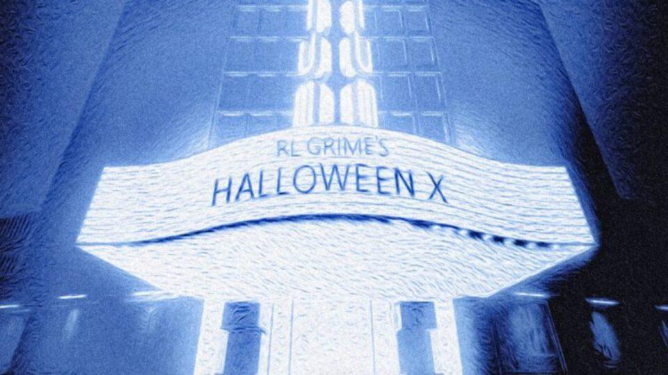 rl grime halloween x live